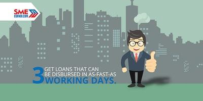 Get Unsecured Business Loans instantly in India at SMECorner