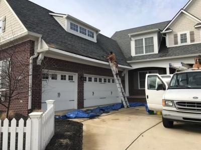 Exterior Painting in Indianapolis-Power washing services in Indianapolis