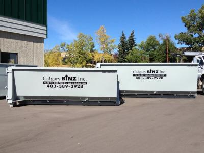Dumpster Rental For home Improvement & Large Projects By Calgary Binz