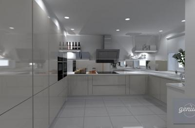 Fitted Kitchens Manchester Area || 08000 920 029