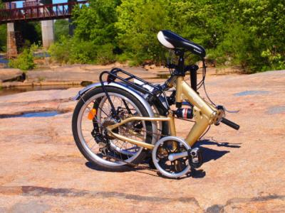 Lightweight Folding Bike