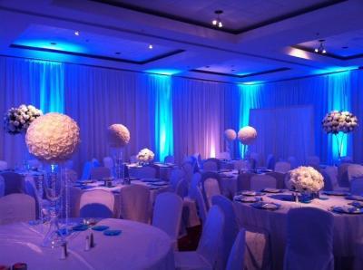 Wedding lighting south Jersey