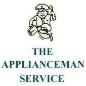 Broken Appliances? Call the ApplianceMan Service! We'll Fix Em!