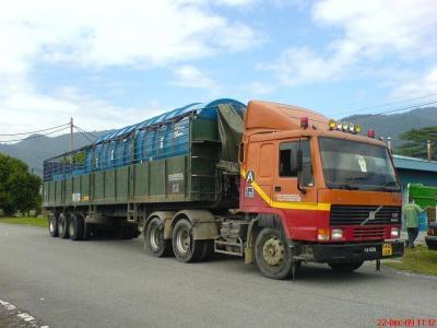 Trailer Transportation Truck New Delhi