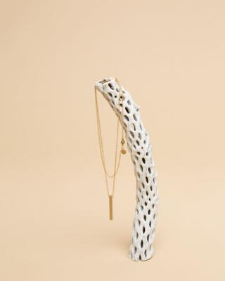 Serra | Square Necklace | Online Store