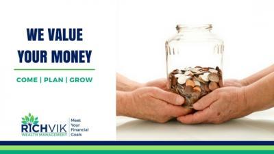 Meet your Financial Goals with Richvik Wealth Management