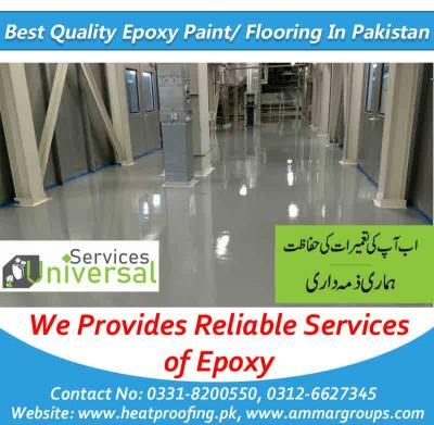 Best Quality of Epoxy Paint/ Flooring