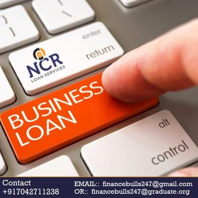 BUSINESS AND FINANCE LOANS,  APPLY NOW