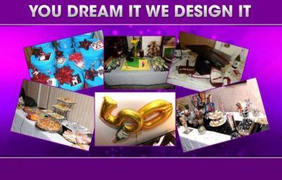 Dreamy Designer Events, LLC - You Dream It We Design It