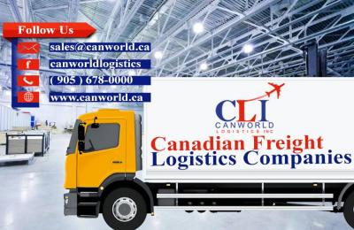 Freight to Canada: Canworld Logistics
