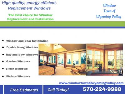 Replacement Windows and Window Insallation Services