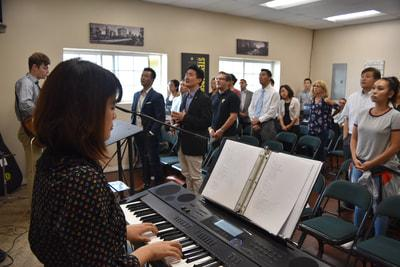 Christian churches in Los Angeles