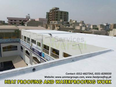 Roof Water Proofing Solution For Roof Leakage