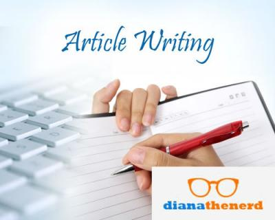 Online Article Writing Service in California