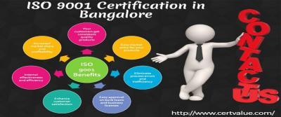 ISO 27001 Certification in Bangalore
