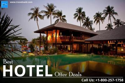 Hotel Booking on Traveloaid
