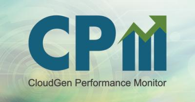 CloudGen Performance Monitor - CPM