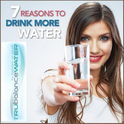 Tru Balance Water Is Good For Your Body