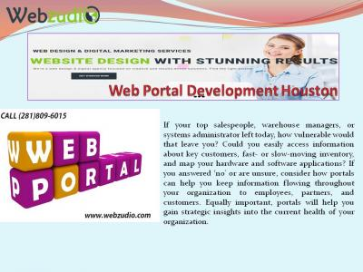 Static Web Design and development Houston