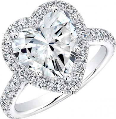 Attractive Vancouver Diamond Ring