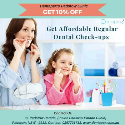 Dental clinic in Padstow - Get Affordable Regular