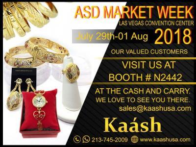 ASD Market Week Of Kaash Products