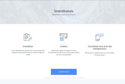 Find out the entrepreneurial service in France.