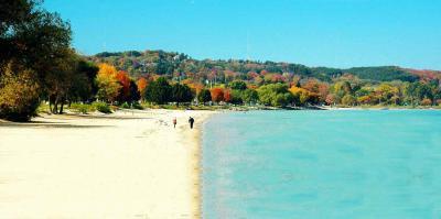 Head To Leelanau County On Lake Michigan vacation.