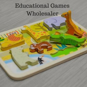 Educational Games Wholesaler