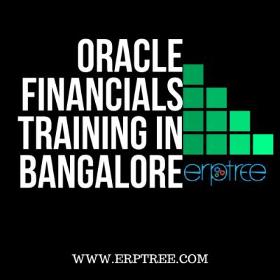 The Best Oracle Financials Training in Bangalore
