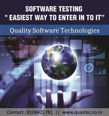QUASTECC (Thane)  – Best Software Testing Course
