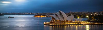Get Cruises from Sydney: Deck Chair Cruising