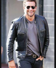 Bradley Cooper Leather Jackets