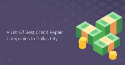 Credit Repair Dallas TX