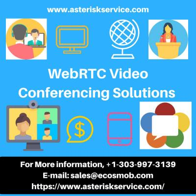 Webrtc Video Conferencing Solution now In USA