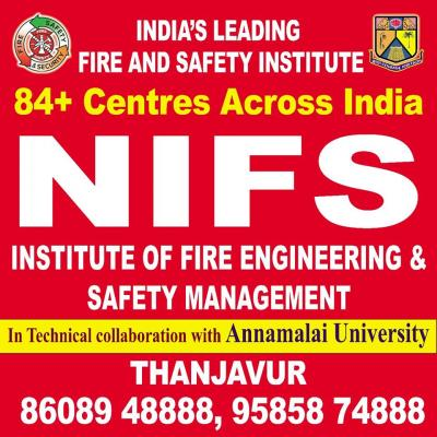 NIFS Safety Management Course in Thanjavur