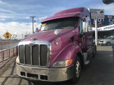 2012 Peterbilt 587 for sale el paso tx