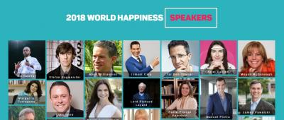 Want Tips for happiness - tickets available online