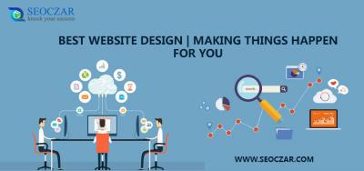 Best Website Design | Making Things Happen For You