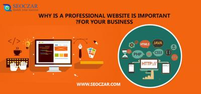 How Professional Web Design Help Your Business