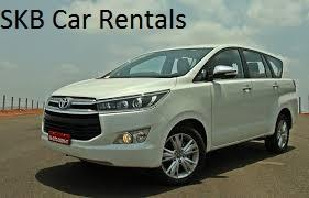 innova Crysta hire bangalore Taxi  for outstation