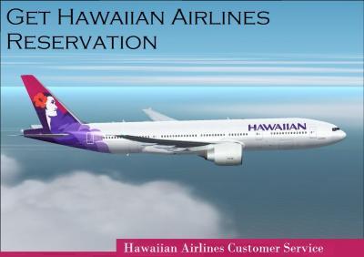 Hawaiian airlines Flight details