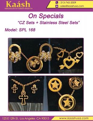 On Special Stainless Steel Set