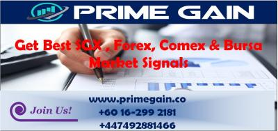 SGX & Singapore Stocks Signals, Malaysia Stock Exchange Picks