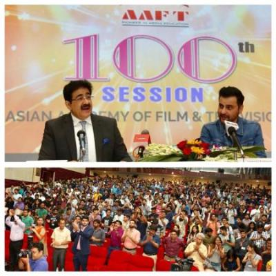 100th Session of AAFT Inaugurated at Noida