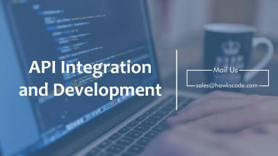 API Integration Development at Affordable price