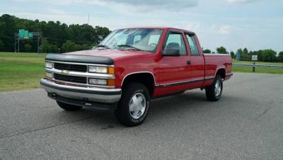 1996 Chevrolet Silverado 1500
