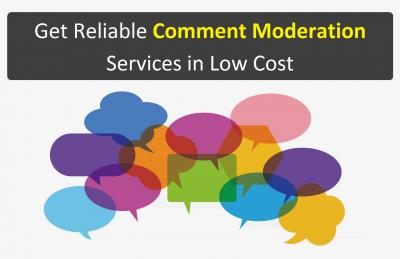 Reliable Comment Moderation Services in Low Cost