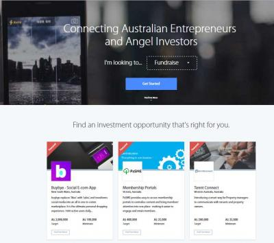 Find out the entrepreneurial service in Australia.