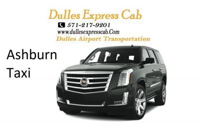 Dulles Flyer Cab